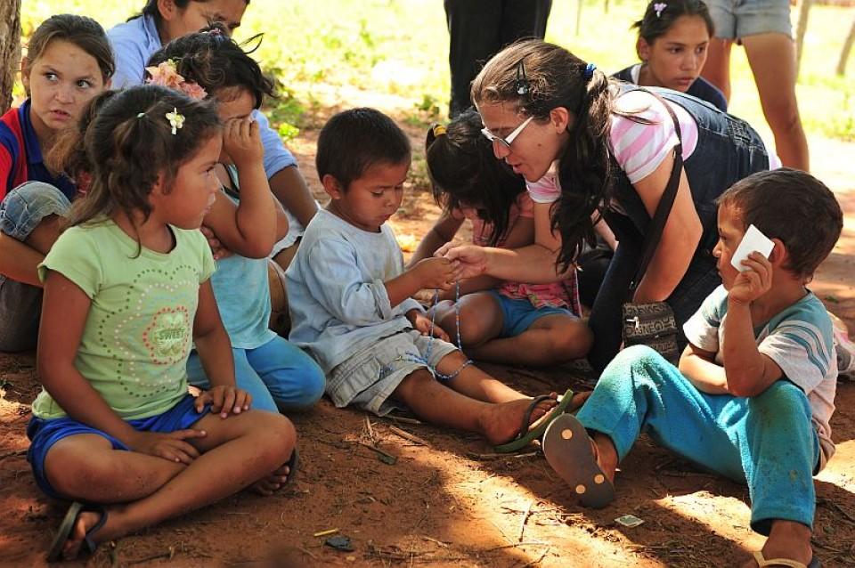 dzieci z Aregua