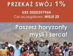 1% dla misji