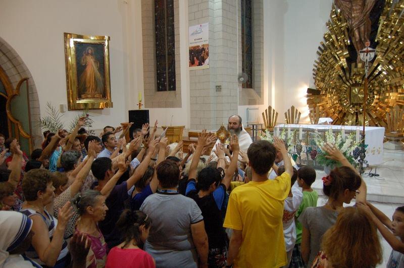 spotkanie katolików w Uzbekistanie