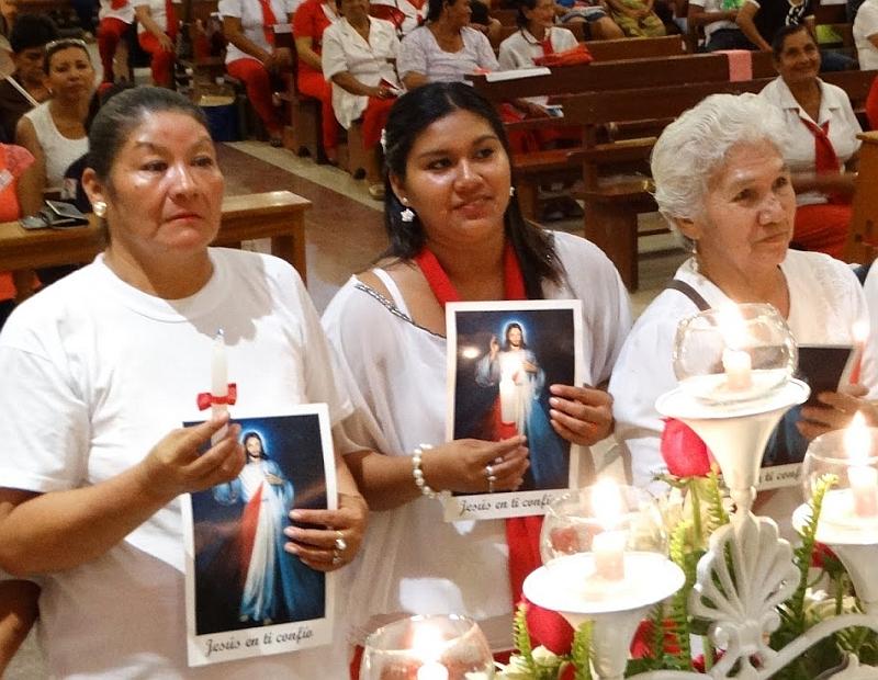 Święto Bożego Miłosierdzia na misjach