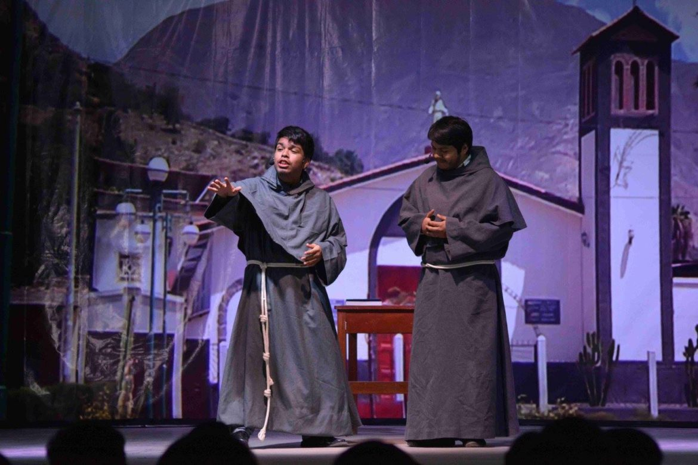 teatr o błogosławionych