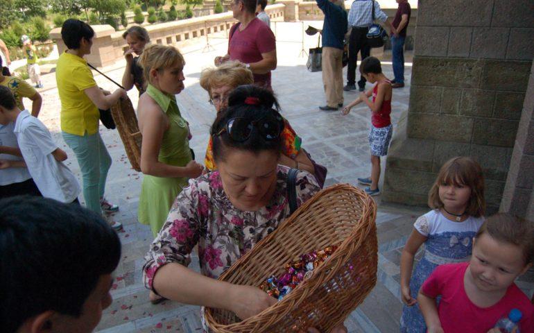 taszkent - odpust parafialny