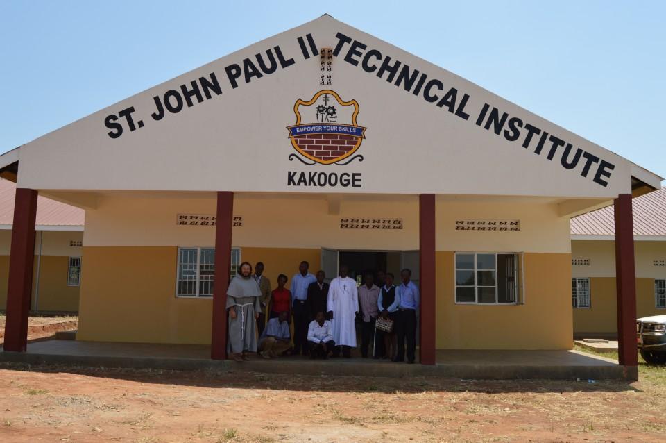 szkoła zawodowa w Kakooge