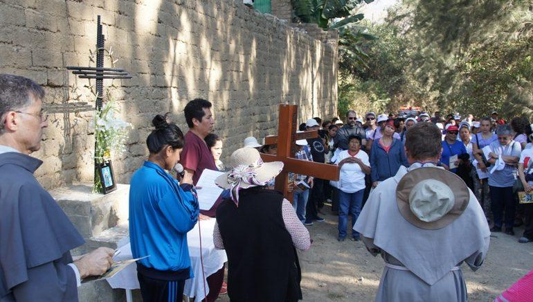 Rocznica śmierci Męczenników z Pariacoto