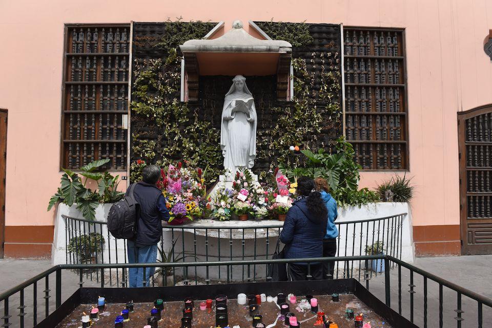 św. Róża patronuje Limie