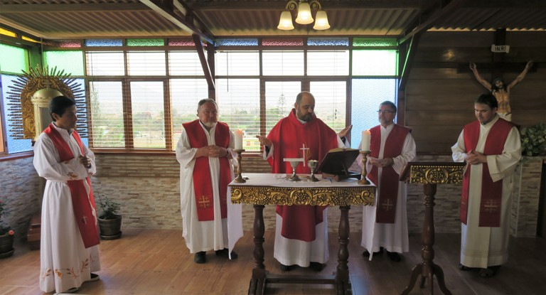 nowa kaplica w Chimbote