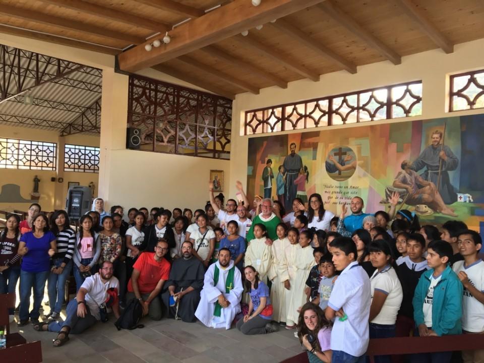 doświadczenie misyjne młodych