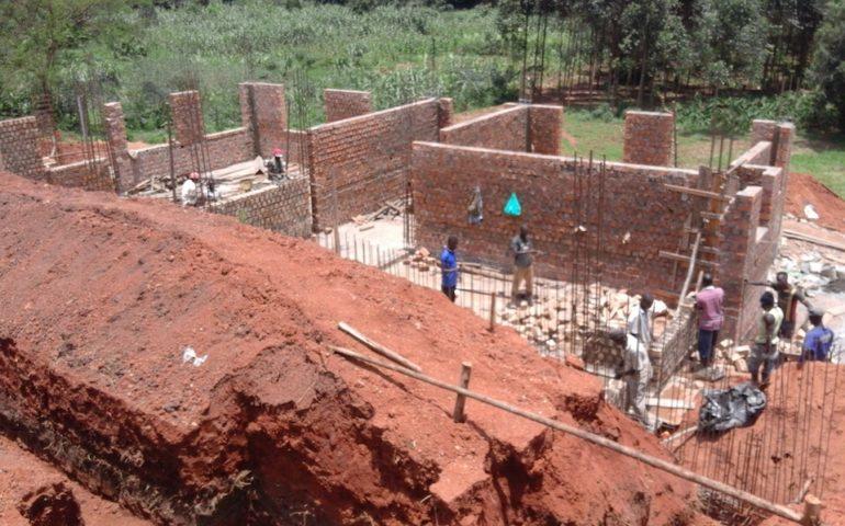 Szpital w Matugga - projekt