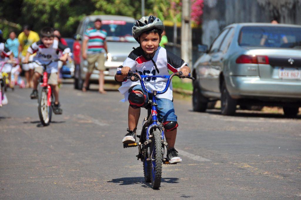 wyścigi rowerowe