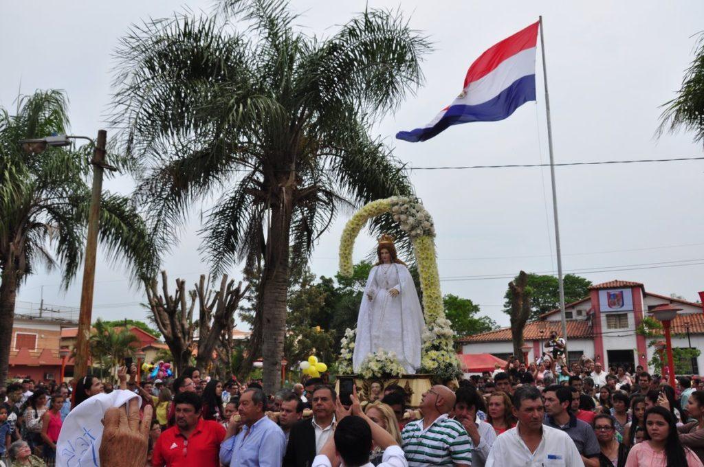 Urodziny Matki Bożej w Guarambare