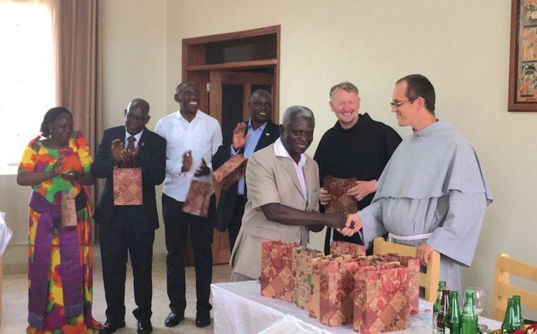 nowy franciszkański klasztor