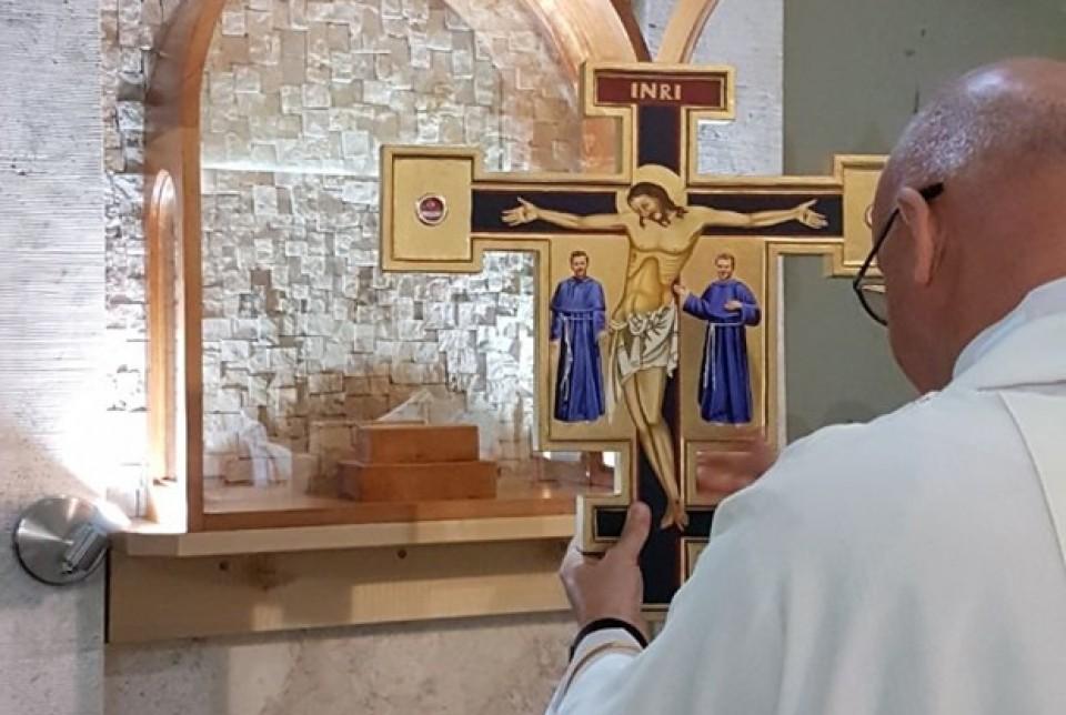 relikwie Męczenników w Chimbote