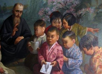 św. Maksymilian w Japonii