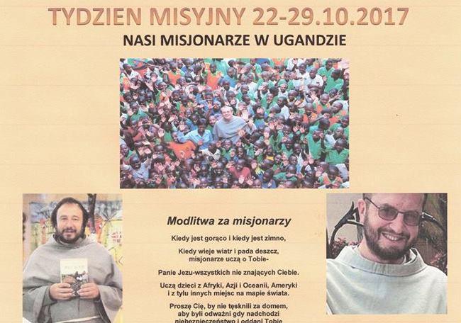 Tydzień Misyjny w Zielonej Górze