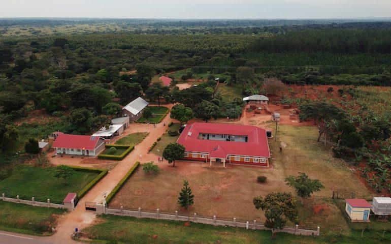 Franciszkańskie Centrum Zdrowia IV w Kakooge.