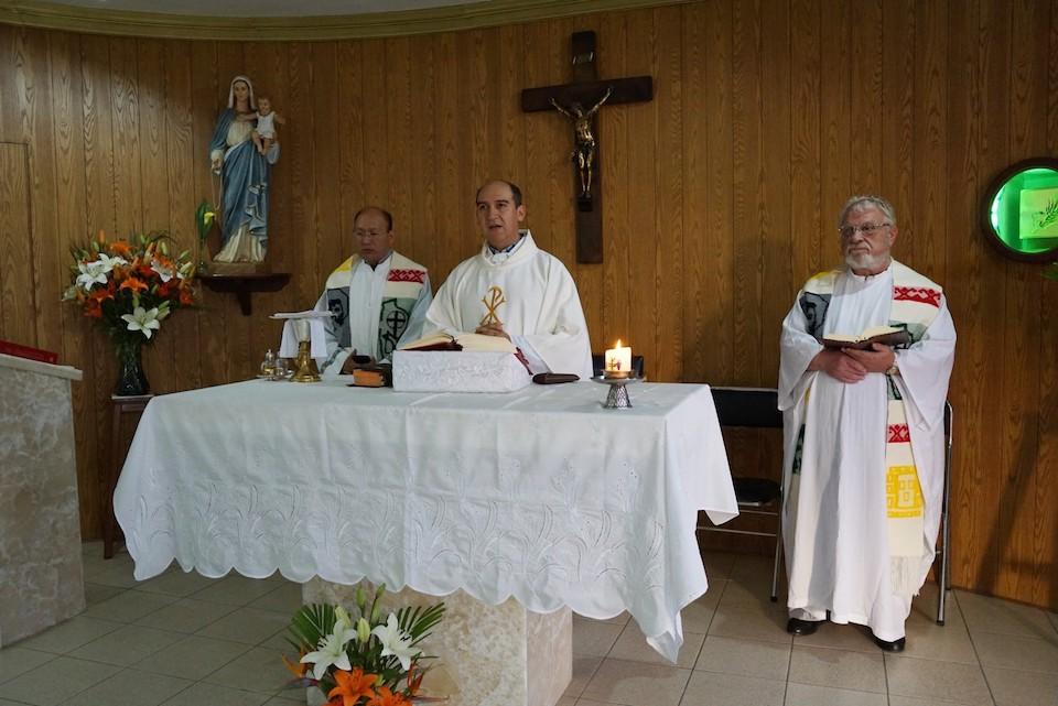 kapituła - Eucharystia