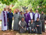 Rozpoczęcie nowicjatu w Aregua