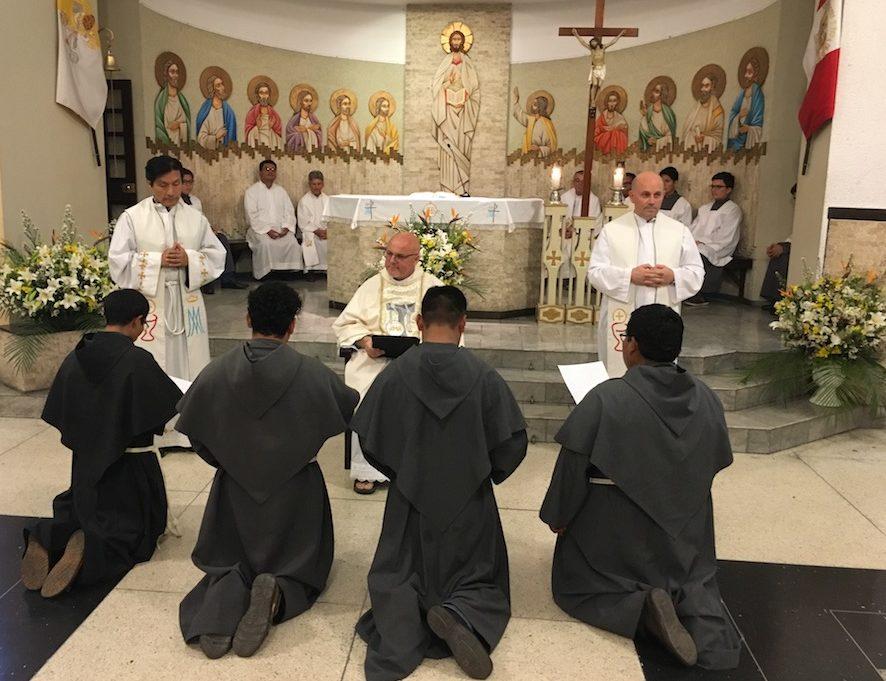 odnowienie ślubów w Limie