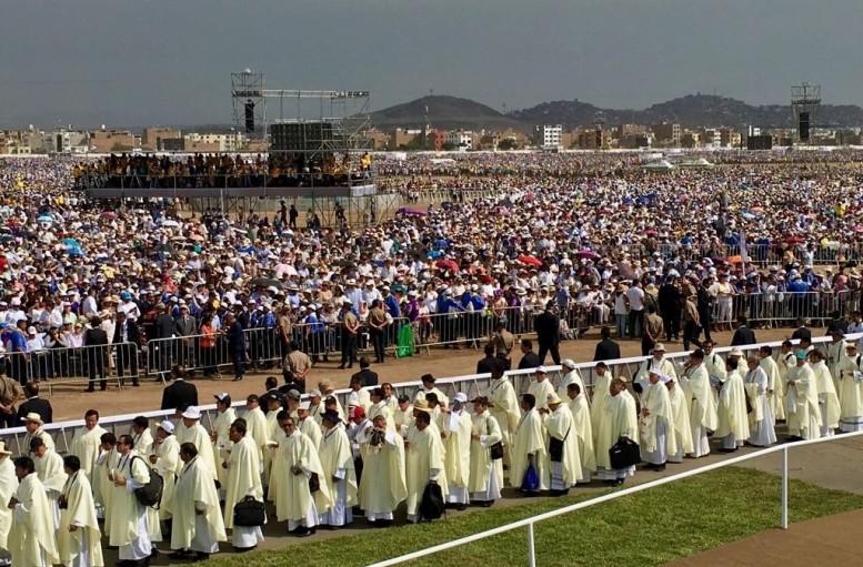wizyta papieża w Peru