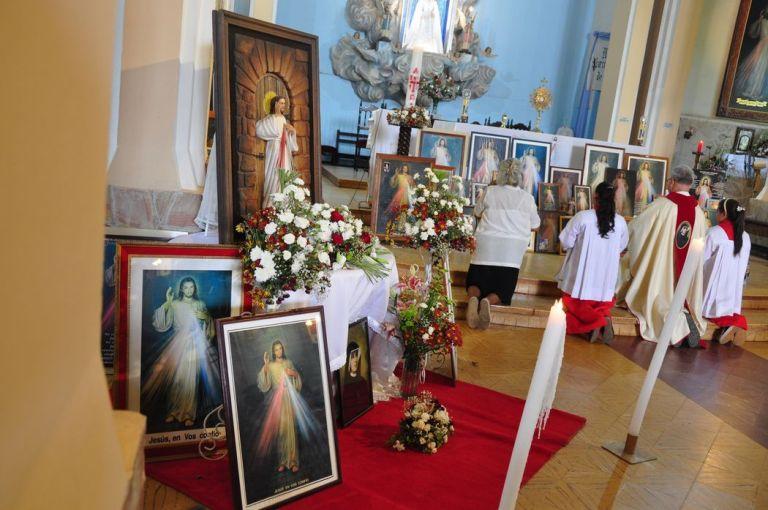 Miłosierdzie Boże w Paragwaju