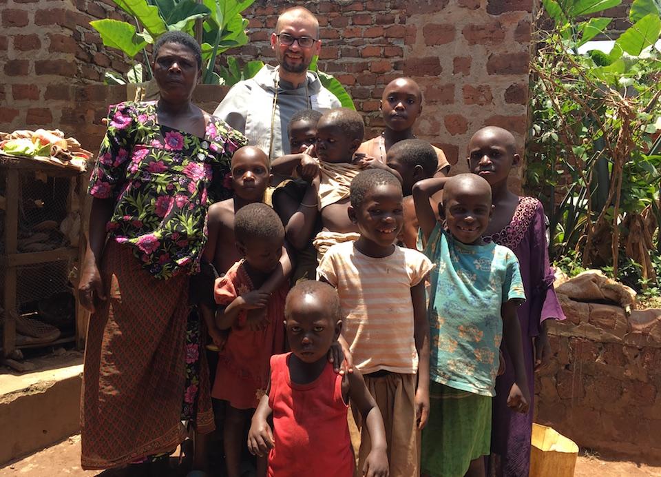 narodziny misjonarza