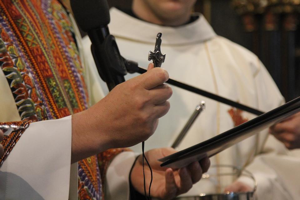 o. Andrzej Gutkowski otrzymał krzyż misyjny