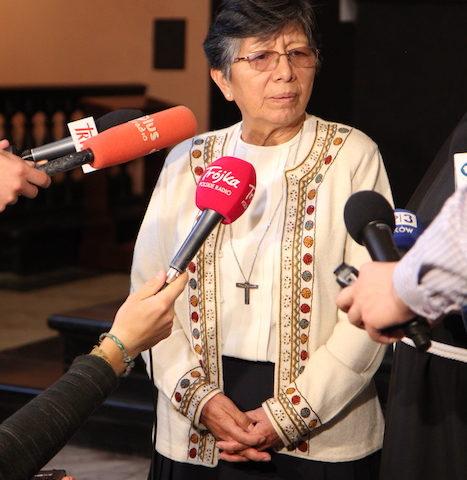 """S. Berta: """"Męczennicy zostawili nam konkretne wskazówki"""""""
