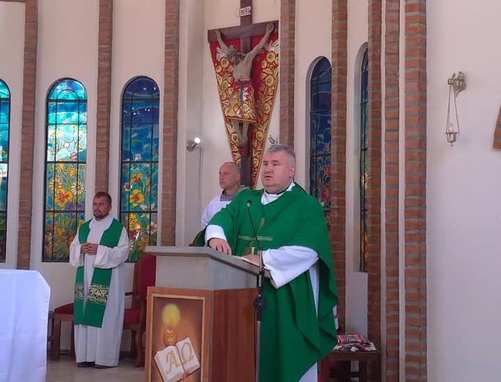 sekretarz nuncjatury apostolskiej w Peru