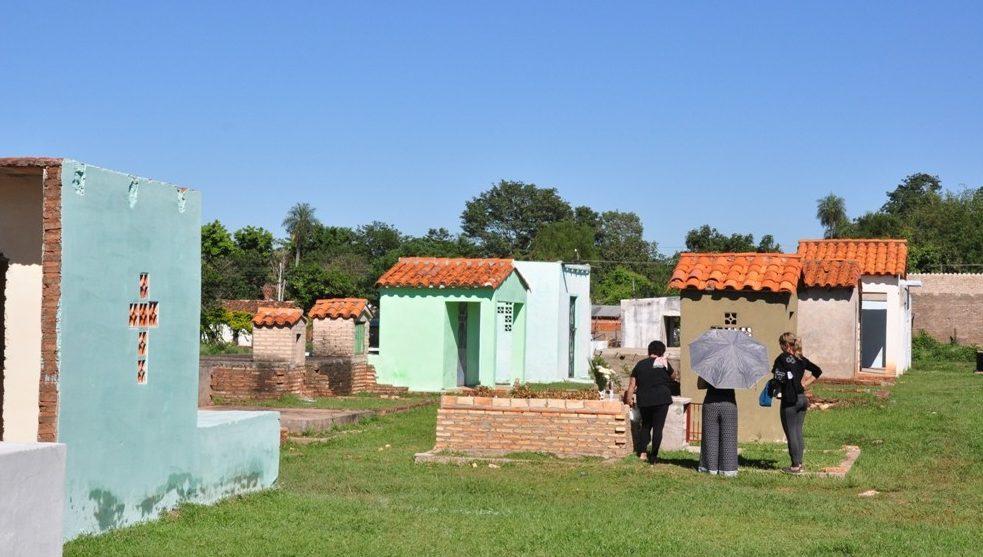 1 listopada w Paragwaju