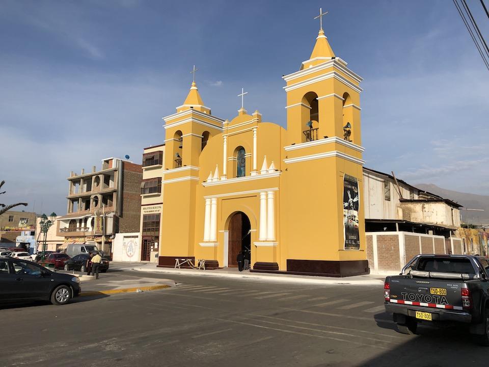 trujillo - nowa franciszkańska parafia