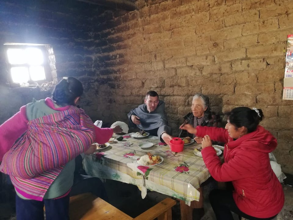 śniadanie wielkanocne w Pampas Grande