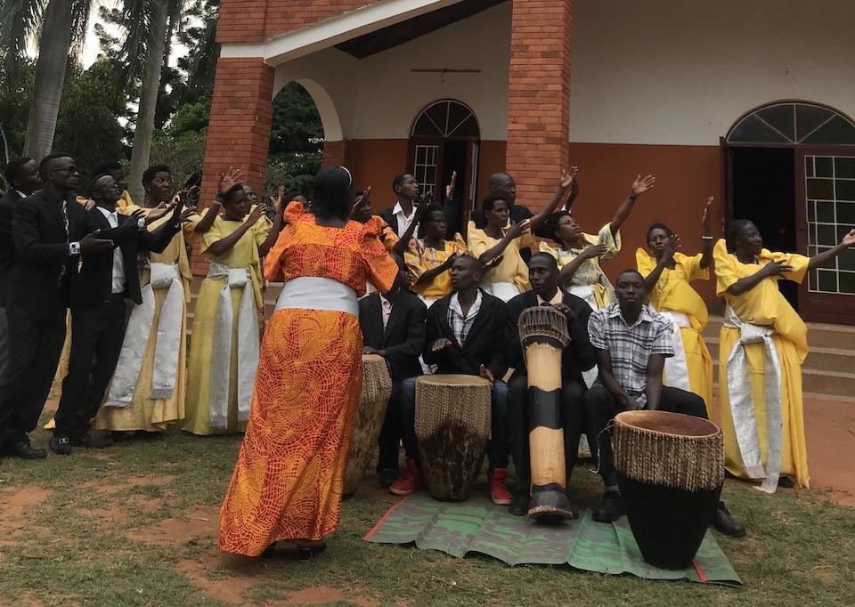 Festiwal Muzyki Kościelnej w Kakooge