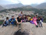 wakacje w szkółce w Pariacoto