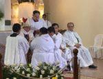 Br. Elvio Saul został diakonem