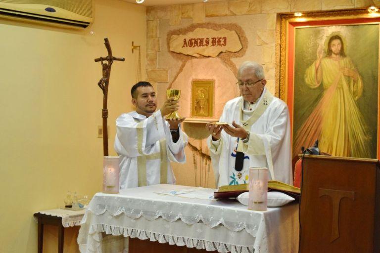 Święcenia diakonatu w Paragwaju