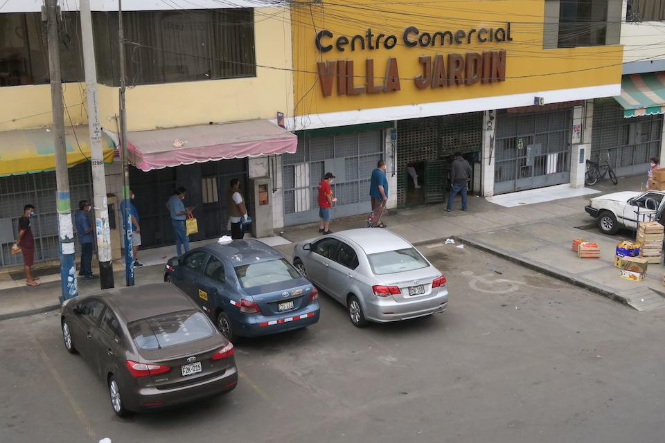 Peru w czasie koronawirusa
