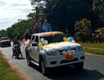 podwyższenie krzyża paragwaju